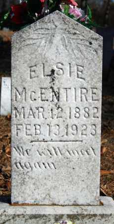 MCENTIRE, ELSIE - Searcy County, Arkansas | ELSIE MCENTIRE - Arkansas Gravestone Photos