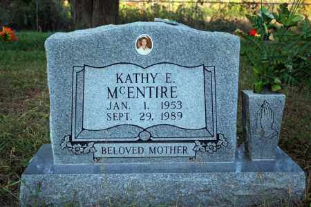 MCENTIRE, KATHY E. - Searcy County, Arkansas | KATHY E. MCENTIRE - Arkansas Gravestone Photos