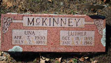 MCKINNEY, UNA - Searcy County, Arkansas | UNA MCKINNEY - Arkansas Gravestone Photos