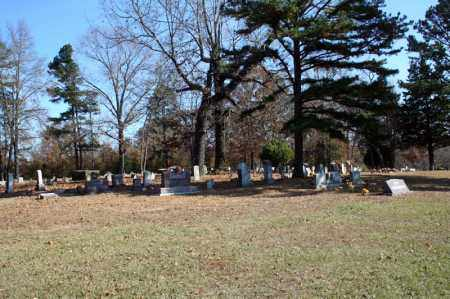 *MCMAHAN CEMETERY OVERVIEW,  - Searcy County, Arkansas |  *MCMAHAN CEMETERY OVERVIEW - Arkansas Gravestone Photos