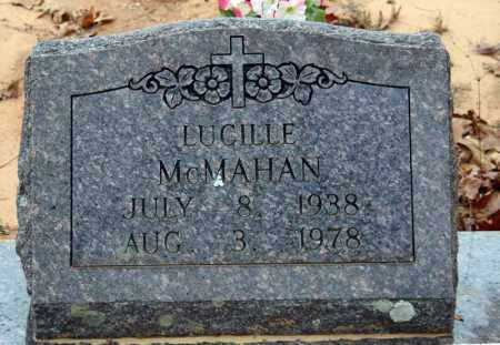 MCMAHAN, LUCILLE - Searcy County, Arkansas | LUCILLE MCMAHAN - Arkansas Gravestone Photos