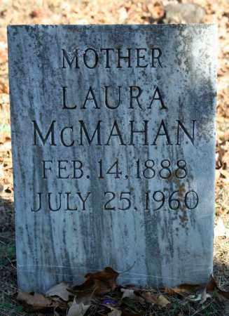 MCMAHAN, LAURA - Searcy County, Arkansas | LAURA MCMAHAN - Arkansas Gravestone Photos