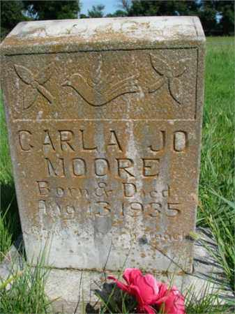 MOORE, CARLA JO - Searcy County, Arkansas | CARLA JO MOORE - Arkansas Gravestone Photos