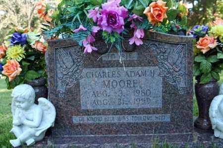 MOORE, II, CHARLES ADAM - Searcy County, Arkansas | CHARLES ADAM MOORE, II - Arkansas Gravestone Photos