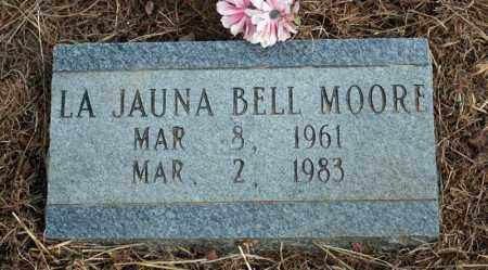 BELL MOORE, LA JUANA - Searcy County, Arkansas | LA JUANA BELL MOORE - Arkansas Gravestone Photos