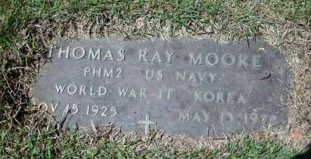 MOORE (VETERAN 2 WARS), THOMAS RAY - Searcy County, Arkansas | THOMAS RAY MOORE (VETERAN 2 WARS) - Arkansas Gravestone Photos