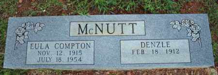 MCNUTT, EULA - Searcy County, Arkansas | EULA MCNUTT - Arkansas Gravestone Photos