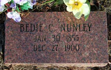 NUNLEY, BEDIE C. - Searcy County, Arkansas | BEDIE C. NUNLEY - Arkansas Gravestone Photos