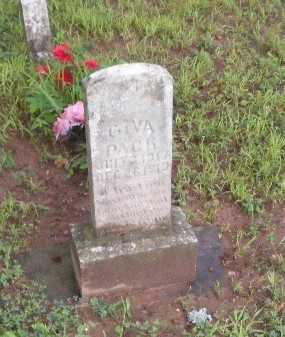 PACK, GIVA - Searcy County, Arkansas | GIVA PACK - Arkansas Gravestone Photos