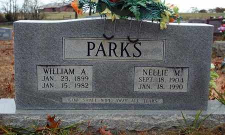 PARKS, WILLIAM A. - Searcy County, Arkansas | WILLIAM A. PARKS - Arkansas Gravestone Photos