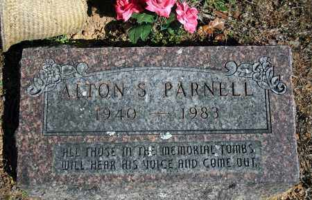 PARNELL, ALTON S. - Searcy County, Arkansas | ALTON S. PARNELL - Arkansas Gravestone Photos