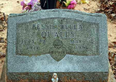 QUALLS, BESSIE DELLA - Searcy County, Arkansas | BESSIE DELLA QUALLS - Arkansas Gravestone Photos