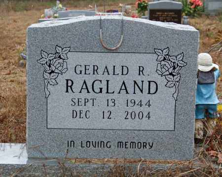 RAGLAND, GERALD R. - Searcy County, Arkansas | GERALD R. RAGLAND - Arkansas Gravestone Photos