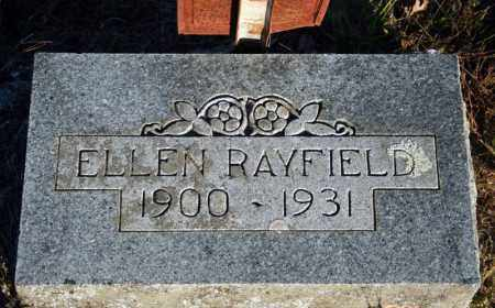 RAYFIELD, ELLEN - Searcy County, Arkansas | ELLEN RAYFIELD - Arkansas Gravestone Photos