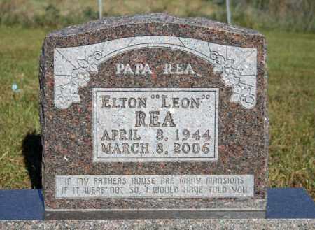REA, ELTON LEON - Searcy County, Arkansas | ELTON LEON REA - Arkansas Gravestone Photos