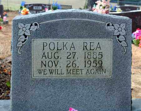 WEAVER REA, POLKA - Searcy County, Arkansas | POLKA WEAVER REA - Arkansas Gravestone Photos