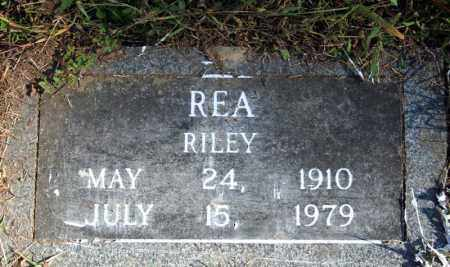 REA, RILEY - Searcy County, Arkansas | RILEY REA - Arkansas Gravestone Photos