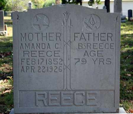 REECE, AMANDA - Searcy County, Arkansas | AMANDA REECE - Arkansas Gravestone Photos