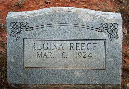 REECE, REGINA - Searcy County, Arkansas | REGINA REECE - Arkansas Gravestone Photos