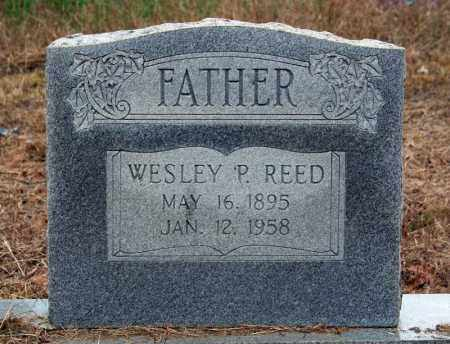 REED, WESLEY P. - Searcy County, Arkansas | WESLEY P. REED - Arkansas Gravestone Photos