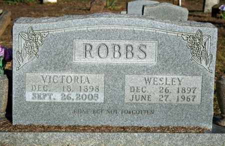"ROBBS, MARY ""VICTORIA""  (WILLIAMS) - Searcy County, Arkansas 
