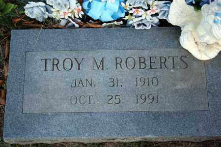 ROBERTS, TROY M. - Searcy County, Arkansas | TROY M. ROBERTS - Arkansas Gravestone Photos