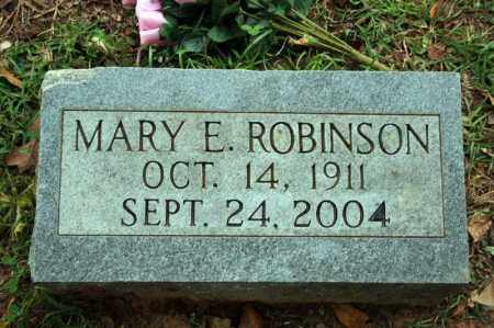 ROBINSON, MARY E. - Searcy County, Arkansas | MARY E. ROBINSON - Arkansas Gravestone Photos
