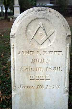 RUFF, JOHN S. - Searcy County, Arkansas | JOHN S. RUFF - Arkansas Gravestone Photos