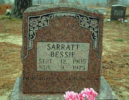 SARRATT, BESSIE - Searcy County, Arkansas | BESSIE SARRATT - Arkansas Gravestone Photos