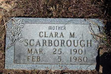 SCARBOROUGH, CLARA M. - Searcy County, Arkansas | CLARA M. SCARBOROUGH - Arkansas Gravestone Photos