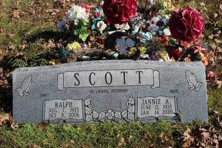 SCOTT, RALPH - Searcy County, Arkansas | RALPH SCOTT - Arkansas Gravestone Photos