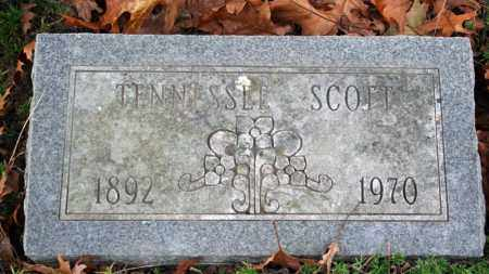 MCBRIDE SCOTT, TENNESSEE - Searcy County, Arkansas | TENNESSEE MCBRIDE SCOTT - Arkansas Gravestone Photos