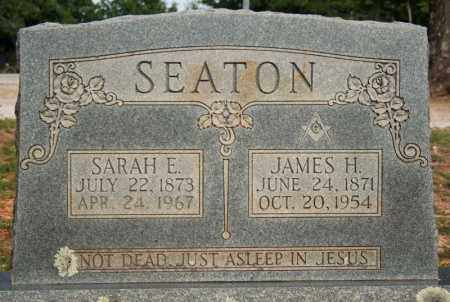 SEATON, SARAH E. - Searcy County, Arkansas | SARAH E. SEATON - Arkansas Gravestone Photos