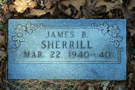 SHERRILL, JAMES B. - Searcy County, Arkansas | JAMES B. SHERRILL - Arkansas Gravestone Photos