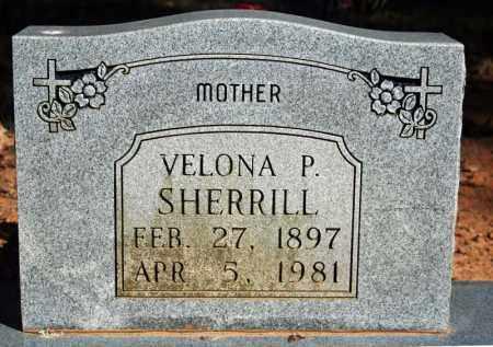 SHERRILL, VELONA P. - Searcy County, Arkansas | VELONA P. SHERRILL - Arkansas Gravestone Photos