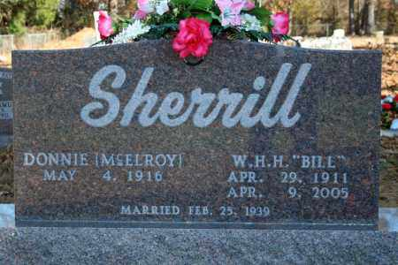 "SHERRILL, W.H.H. ""BILL"" - Searcy County, Arkansas 