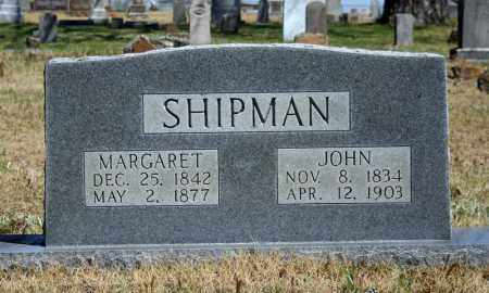 SHIPMAN, MARGARET - Searcy County, Arkansas | MARGARET SHIPMAN - Arkansas Gravestone Photos