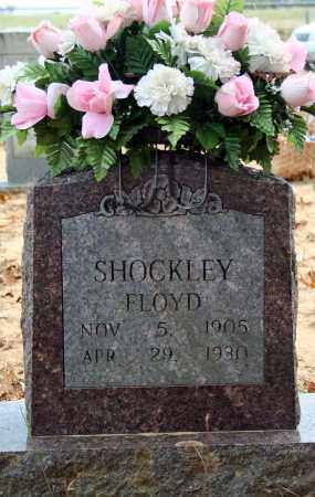 SHOCKLEY, FLOYD - Searcy County, Arkansas | FLOYD SHOCKLEY - Arkansas Gravestone Photos