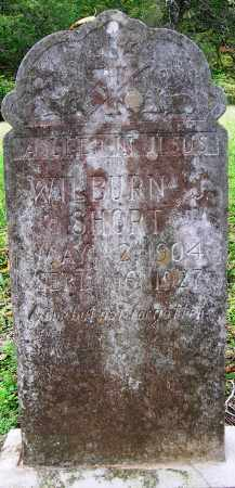 SHORT, WILBURN J - Searcy County, Arkansas | WILBURN J SHORT - Arkansas Gravestone Photos
