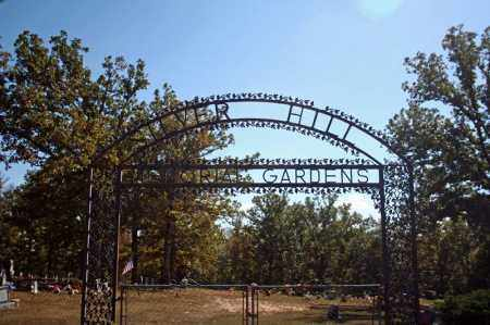 *SILVER HILL GATE,  - Searcy County, Arkansas |  *SILVER HILL GATE - Arkansas Gravestone Photos