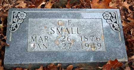 SMALL, C.F. - Searcy County, Arkansas | C.F. SMALL - Arkansas Gravestone Photos