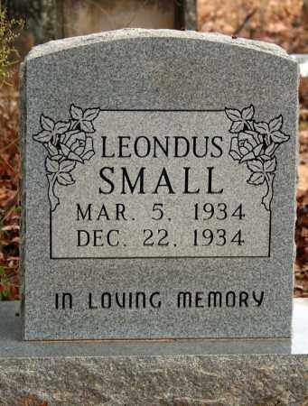 SMALL, LEONDUS - Searcy County, Arkansas | LEONDUS SMALL - Arkansas Gravestone Photos