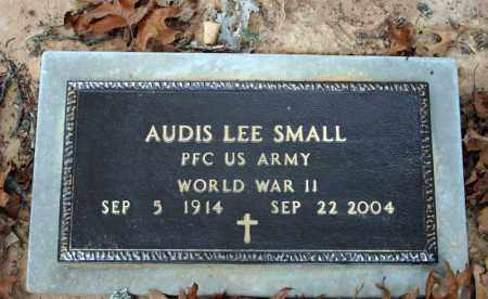 SMALL (VETERAN WWII), AUDIS LEE - Searcy County, Arkansas | AUDIS LEE SMALL (VETERAN WWII) - Arkansas Gravestone Photos