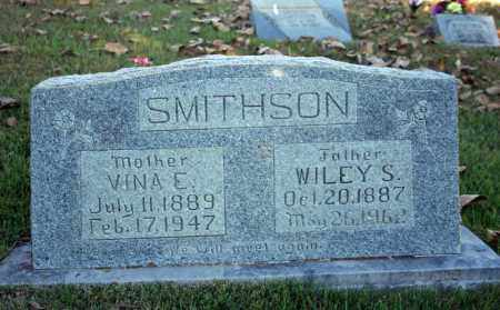 SMITHSON, VINA E. - Searcy County, Arkansas | VINA E. SMITHSON - Arkansas Gravestone Photos