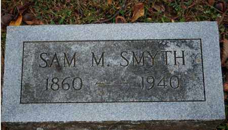 SMYTH, SAM M. - Searcy County, Arkansas | SAM M. SMYTH - Arkansas Gravestone Photos