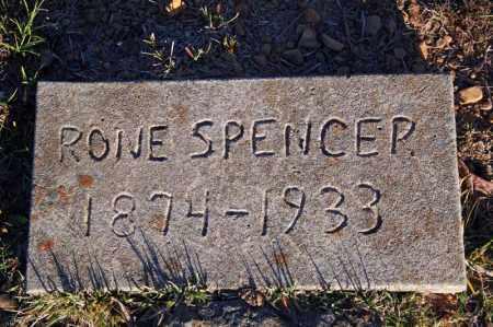 SPENCER, RONE - Searcy County, Arkansas   RONE SPENCER - Arkansas Gravestone Photos