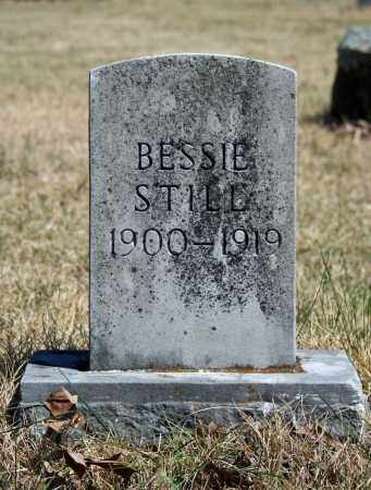 STILL, BESSIE - Searcy County, Arkansas | BESSIE STILL - Arkansas Gravestone Photos