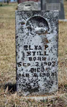 STILL, ELVA P. - Searcy County, Arkansas | ELVA P. STILL - Arkansas Gravestone Photos