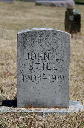 STILL, JOHN L. - Searcy County, Arkansas | JOHN L. STILL - Arkansas Gravestone Photos