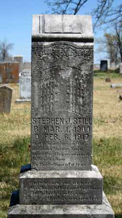 STILL, STEPHEN J. - Searcy County, Arkansas | STEPHEN J. STILL - Arkansas Gravestone Photos